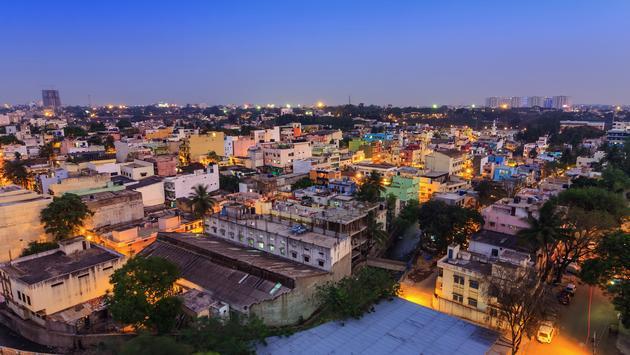India, Bangalore, travel