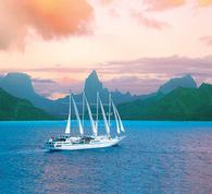 Windstar Cruises, Wind Spirit, Tahiti, cruise