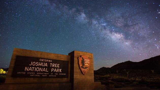 National Park, Joshua Tree