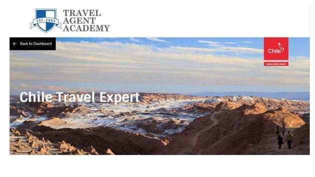 Chile Travel Expert Program