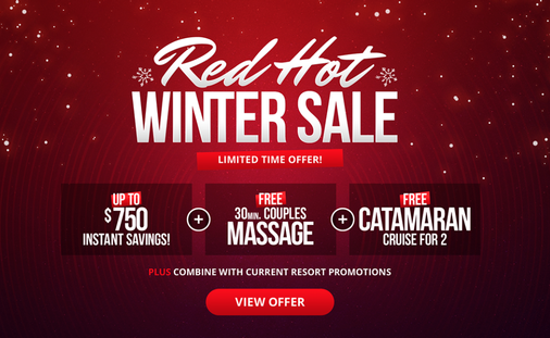 Sandals Red Hot Winter Sale