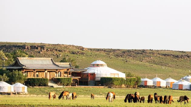 Three Camel Lodge, part of Beyond Green.