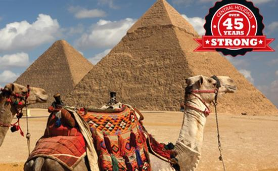 Egypt is back and better than ever!