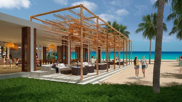 Club Med Miches Beach Lounge