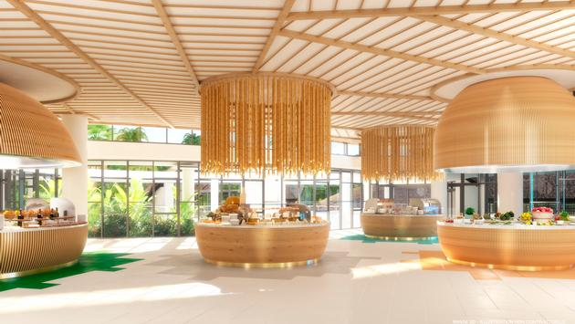 Club Med Miches Cayuco Market