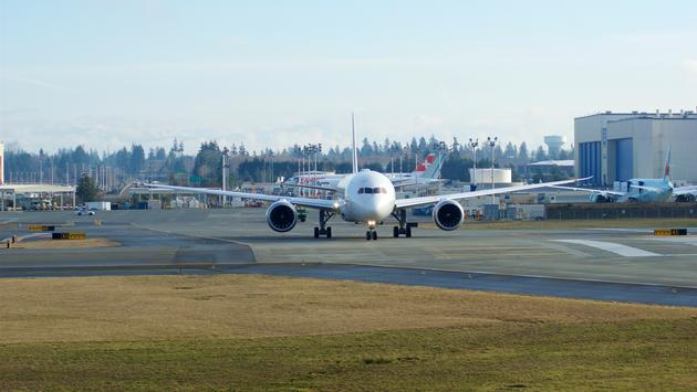 Paine Field, Everett, Washington