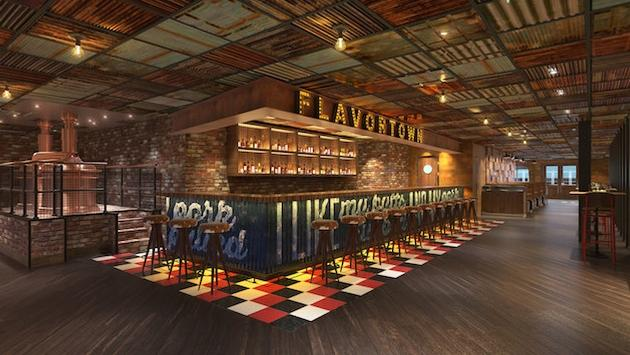 Guy's Pig & Anchor Bar-B-Que Smokehouse Brewhouse, Carnival Cruise Line dining venue