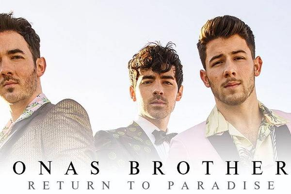 Jonas Brothers to Play Atlantis Paradise Island in The Bahamas