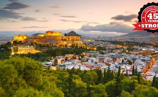 Get your Group to Greece!