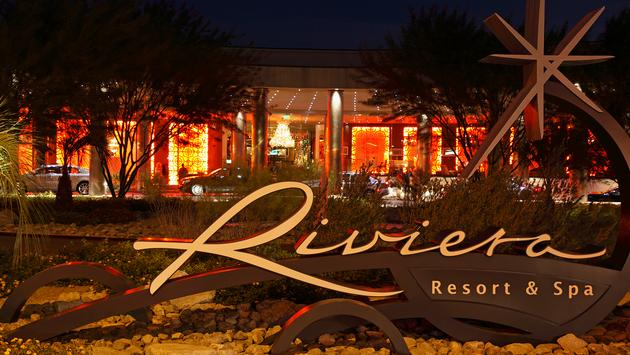 Riviera Palm Springs resort and spa in Palm Springs, California