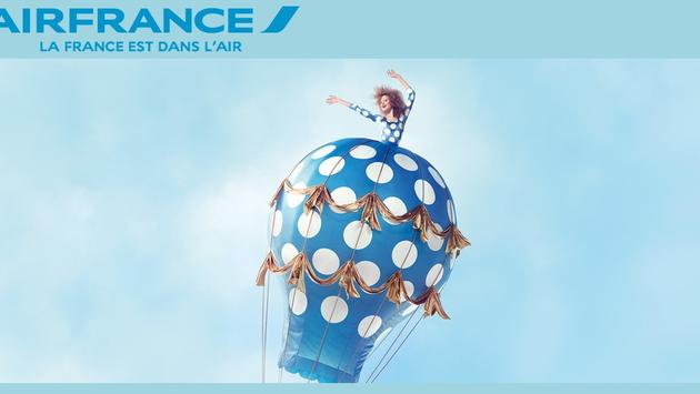 Promo Offres Oh lala Air France
