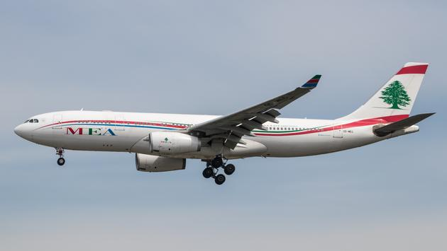 Middle East Airlines-Air Liben Airbus A330-243