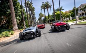 Mustang, Vanderhall, Carmel