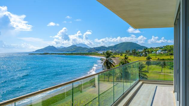 Hilton Hotel St. Kitts Penthouse