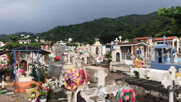 Puerto Vallarta cemetery