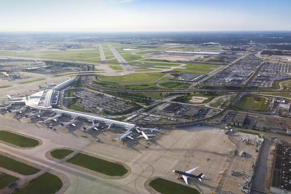 Chicago O'Hare Airport to Receive $65 Million Upgrade