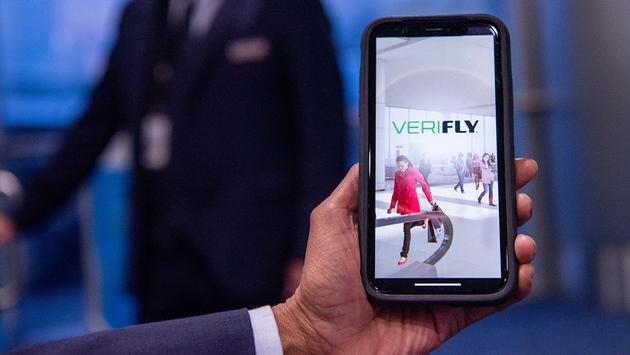 VeriFLY is a secure app that serves as a mobile digital health passport.
