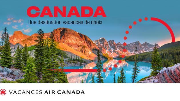 VAC forfaits Canada