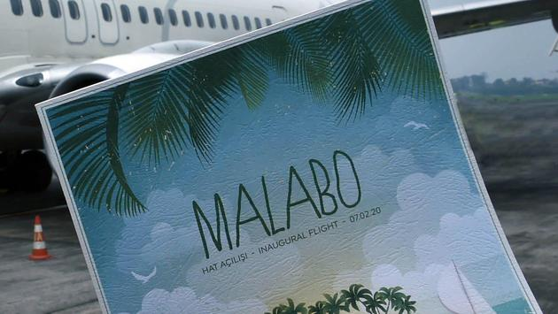 Turkish Airlines volera vers Malabo