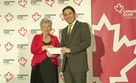 Allianz Global Assistance Canada  and Indspire