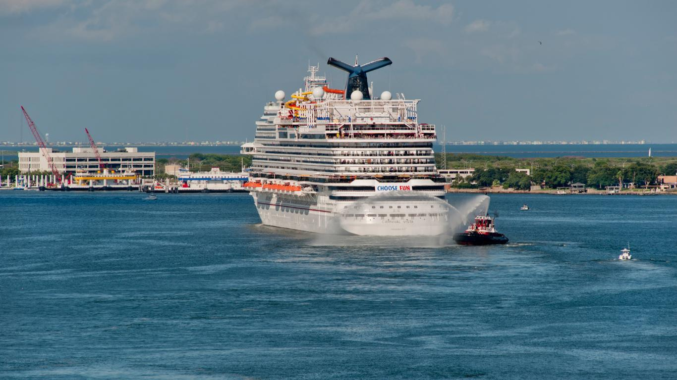 Judge Threatens to Ban Carnival Ships from US Docks