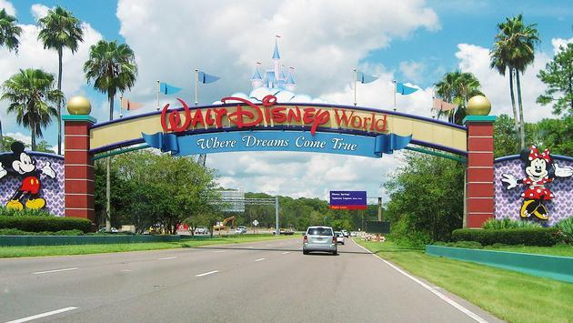 Disney plans to charge for overnight parking