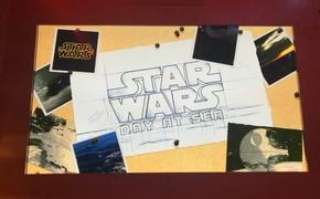 Disney Cruise Line's Star Wars Day at Sea