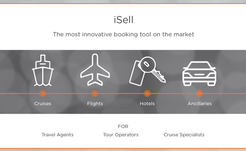 iSell - The Award-Winning Dynamic Packaging Booking Solution