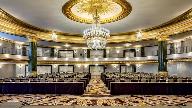 InterContinental Chicago Magnificent Mile Hotel's Grand Ballroom