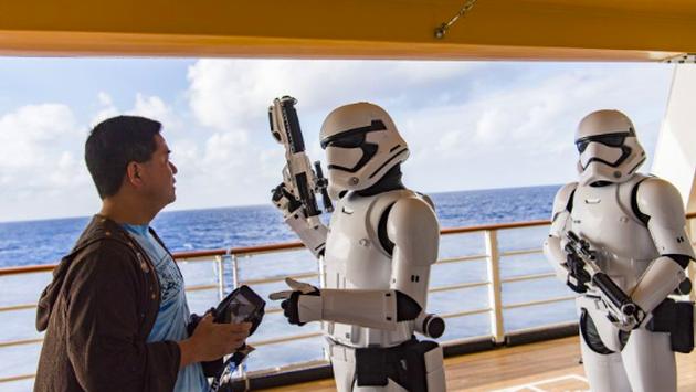 Star Wars at Sea