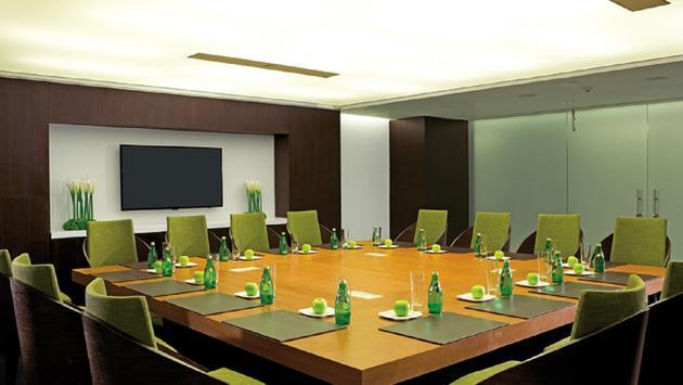 Meeting room secrets