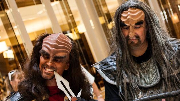 Klingons, Star Trek