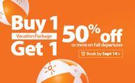 Sunwing BOGO sale