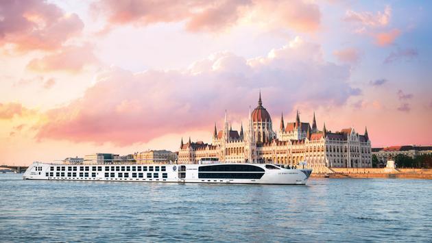 Croisière à Budapest avec Uniworld Boutique River Cruise