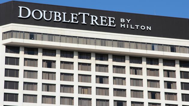 DoubleTree by Hilton hotel in Los Angeles
