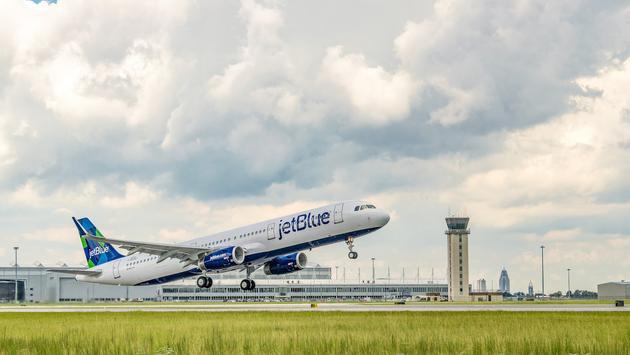 JetBlue's Newest A321 Aircraft