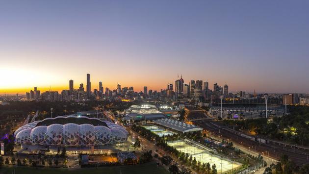 FOTO: Melbourne, Victoria, Australia. (Foto de Visit Victoria)