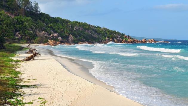 Petite Anse Beach, Seychelles