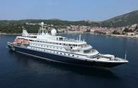 SeaDream II in Croatia