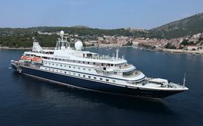 SeaDream II in Croatia