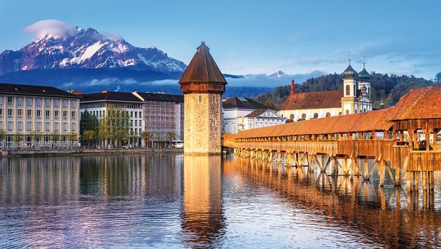 Cruise To Switzerland