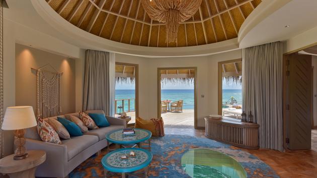 Nautilus, Maldives, resort