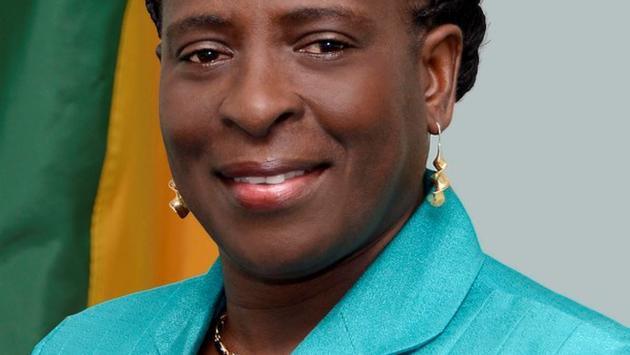 Dr. Clarice Modeste Curwen, Grenada tourism minister
