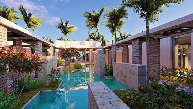 The spa at Susurros del Corazón,