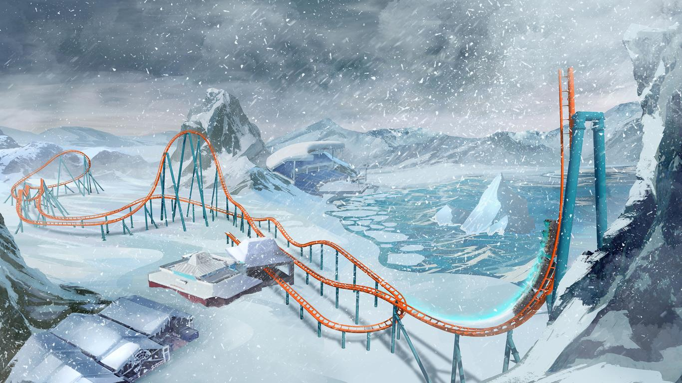 New Roller Coasters Coming to SeaWorld Orlando, Busch Gardens Tampa Bay