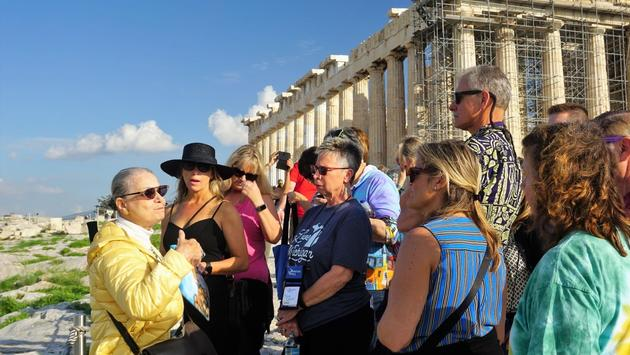 Greece Group Travel with Aventura World
