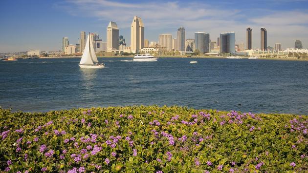 FOTO: Vista panorámica del centro de San Diego. (Foto de photo168/iStock/Getty Images Plus)