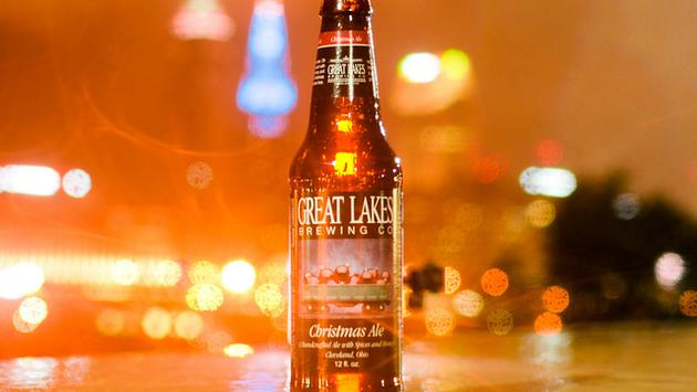 Great Lakes Brewing Company Christmas Ale
