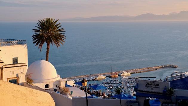 Sidi Bou Saïd, Tunisie