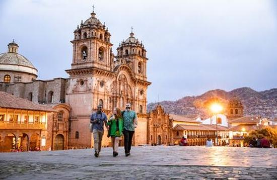 Cusco Cathedral, Peru